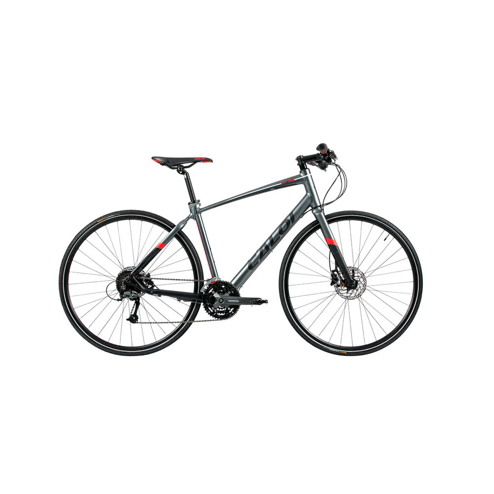 Bicicleta Caloi City Tour Comp - Aro 700, 27v