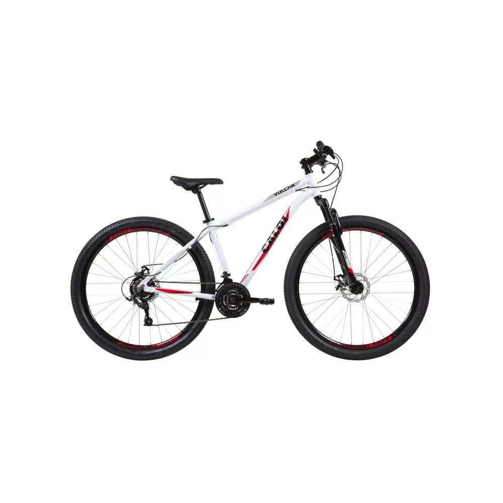 Bicicleta Caloi Vulcan Branca 2021 - Aro 29, 21v