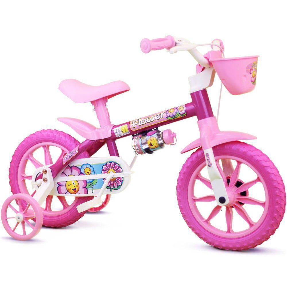 Bicicleta Nathor Flower