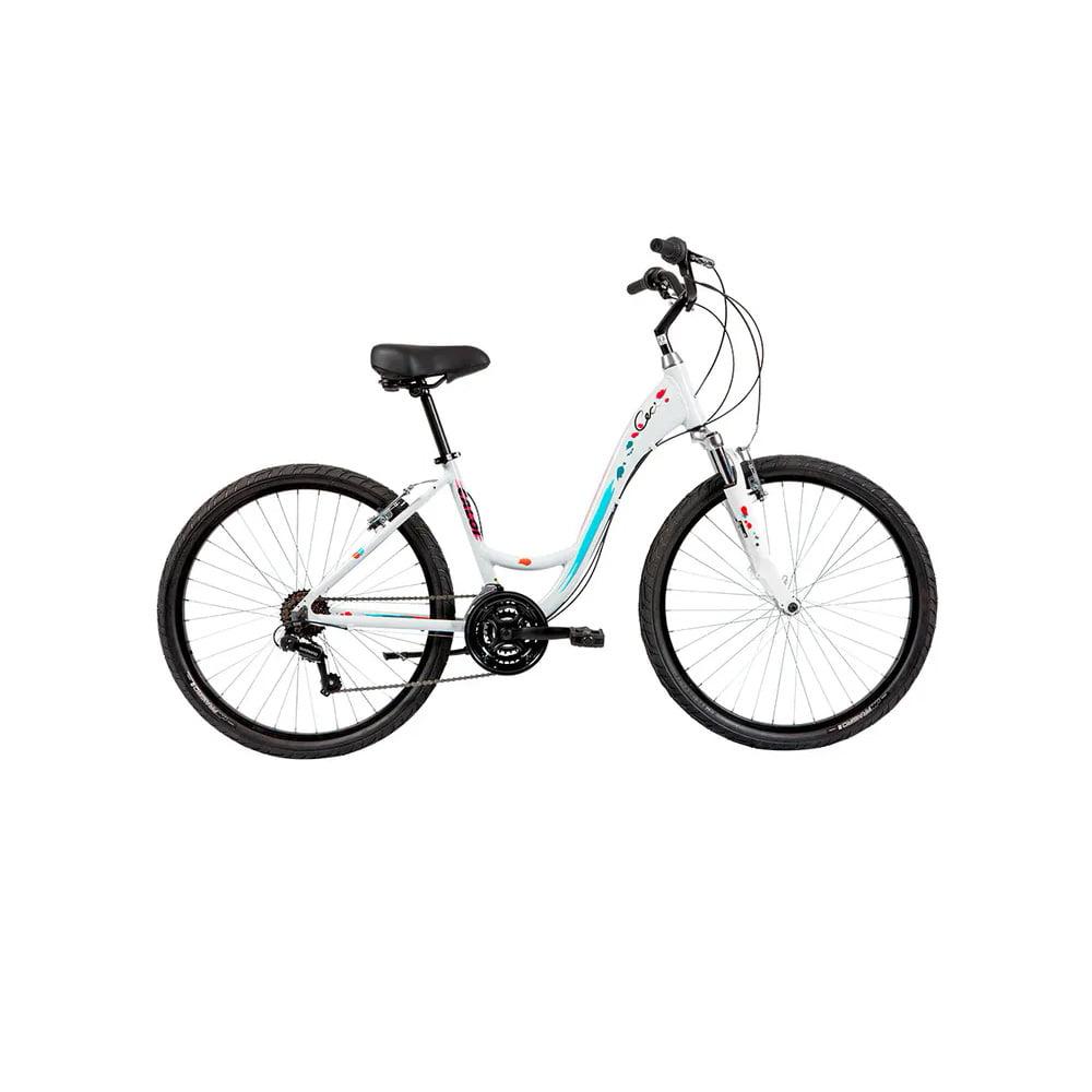 Bicicleta Caloi Ceci Branca 2018 - Aro 26, 21v