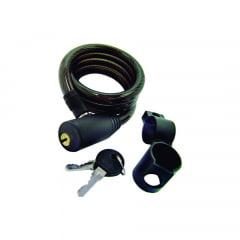 Cadeado para Bicicleta com Chave - 1.00m x 12mm
