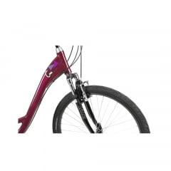 Bicicleta Caloi Ceci 26 2021 Vinho - Aro 26, 21v