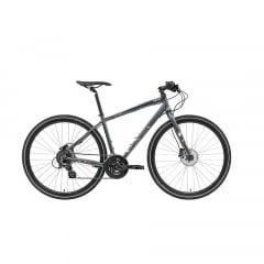 Bicicleta Caloi City Tour Sport 2021 Cinza - Aro 700, 16v