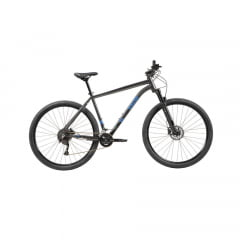 Bicicleta Caloi Explorer Comp 2021 Cinza - Aro 29, 18v