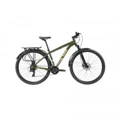 Bicicleta Caloi Explorer Equiped 2021 Verde - Aro 29, 24v