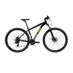 Bicicleta Caloi Explorer Sport Preta 2021 - Aro 29, 24v