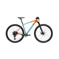 Bicicleta Cannondale F-SI Carbon 4 Azul 2021 - Aro 29, 12v