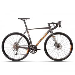 Bicicleta Sense Criterium Comp Cinza 2020 - Aro 700, 18v