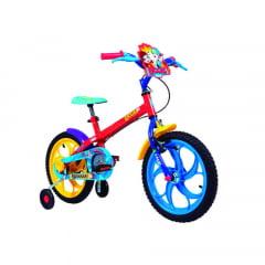 Bicicleta Caloi Luccas Neto - Aro 16