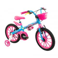 Bicicleta Nathor Candy - Aro 16