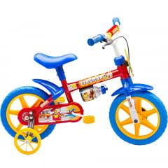 Bicicleta Nathor Fireman - Aro 12