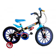 Bicicleta Nathor Tech Boys - Aro 16