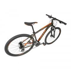 Bicicleta Caloi Explorer Comp 2020 Preta/Verde - Aro 29, 24v