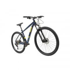 Bicicleta Caloi Explorer Expert 2021 Azul - Aro 29, 20v