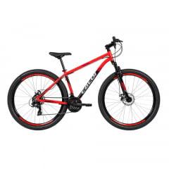 Bicicleta Caloi Supra 29 Vermelha - Aro 29, 21v