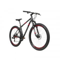 Bicicleta Caloi Supra 29 Cinza- Aro 29, 21v