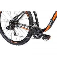 Bicicleta Feminina Caloi Kaiena Sport Preta 2020 - Aro 29, 21v