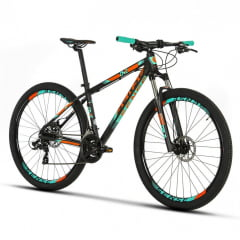 Bicicleta Sense One Azul/Laranja 2019 - Aro 29, 21v