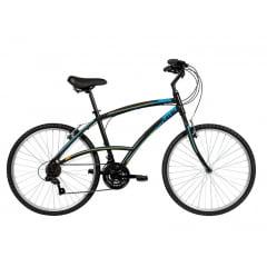 Bicicleta Caloi 100 Comfort 2019 - Aro 26, 21v