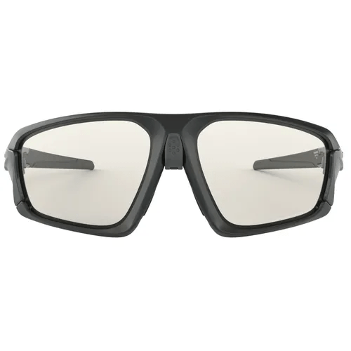 Óculos Oakley Field Jacket Matte Black/Clear Black Iridium Photochromic 2F